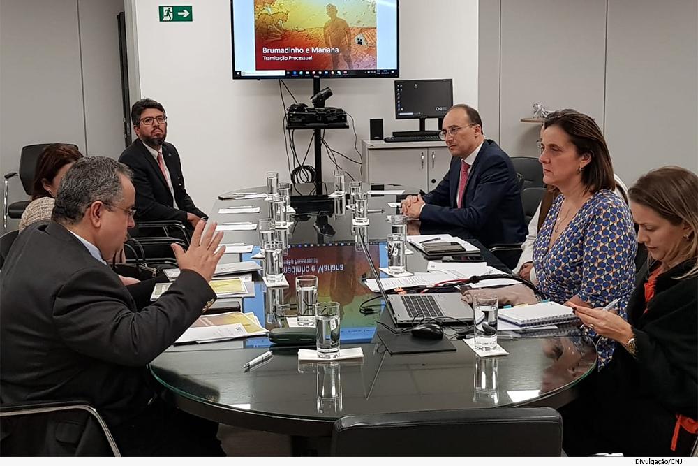 O presidente Nelson Missias apresentou as principais medidas colocadas em prática para dar resposta célere após as tragédias de Brumadinho e Mariana