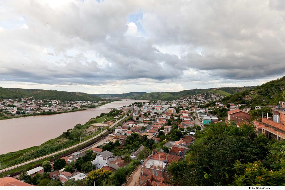 Município de Resplendor, Rio Doce