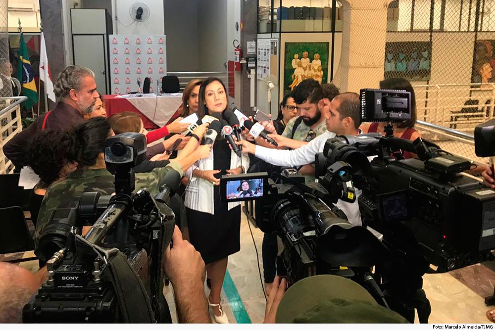 Entrevista coletiva de imprensa